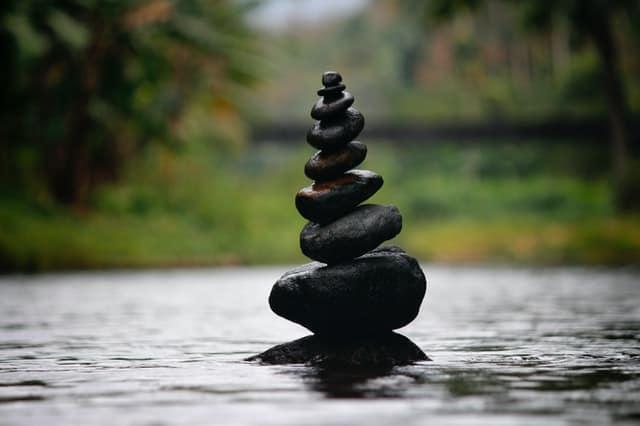 equilibrio y balance de vida