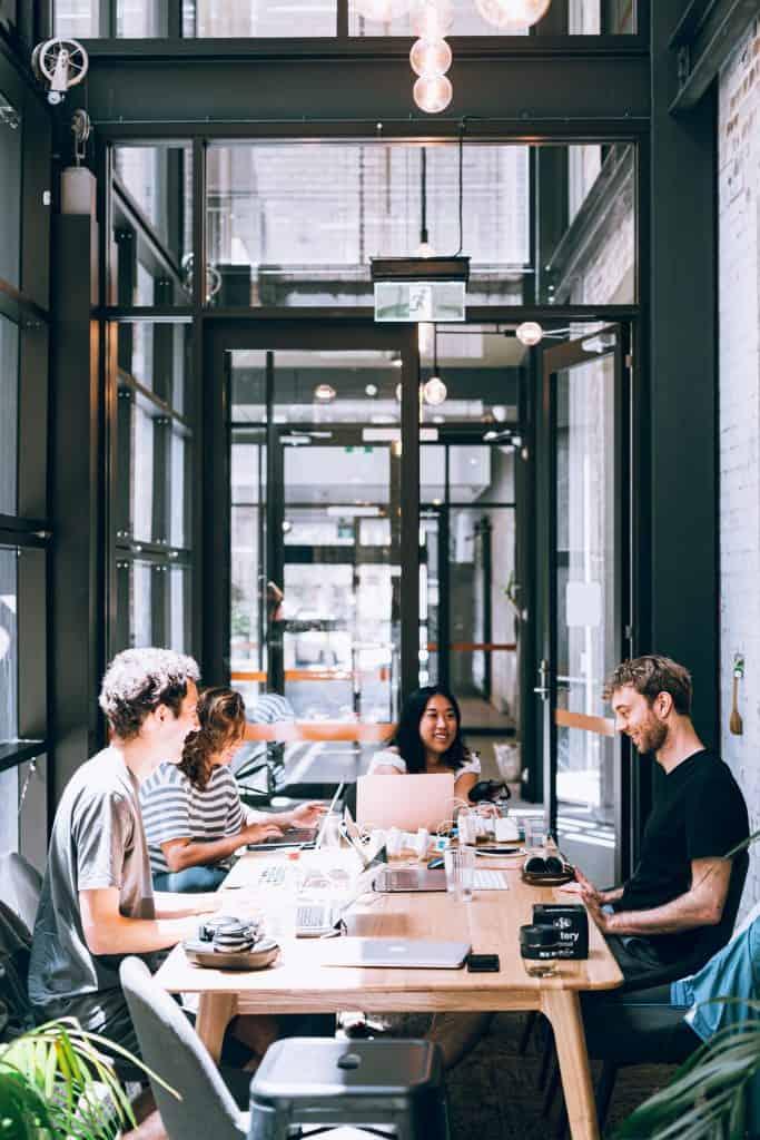 alquiler de oficinas compartidas