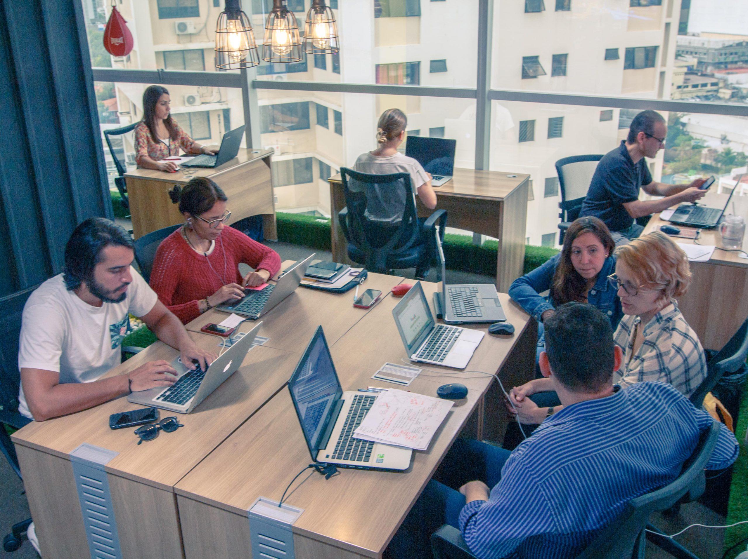 conferencias y coworking en panama en sede spatium